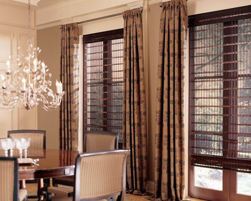 Why Woven Wood Shades Are Trending This Year